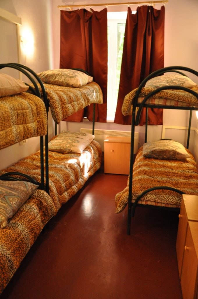 общежитие для рабочих хостел