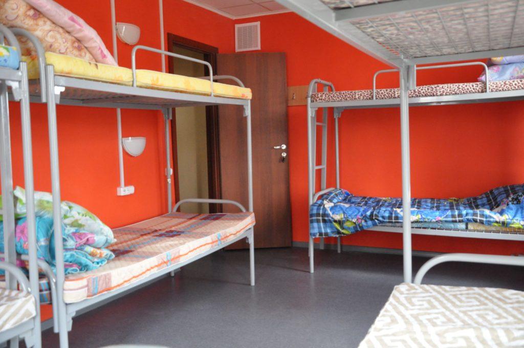 общежития в химках